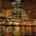 Circular Quay And Sydney City Skyline by NaturesPix