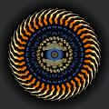 Circularium No 2752 by Alan Bennington