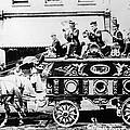 Circus Bandwagon, 1900 by Granger