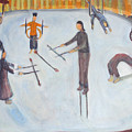 circus I by Nandu Vadakkath