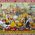 Circus Poster, 1903 by Granger