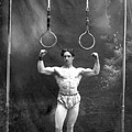 Circus Strongman, 1885 by Granger