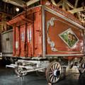 Circus Wagon by Jim Bembinster