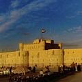 Citadel, Alexandria, Egypt by Samuel Pye