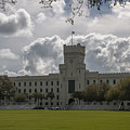 Citadel Military College by Dale Powell