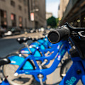 Citibike Handle Manhattan Color by Alissa Beth Photography