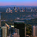 Cities Of Atlanta by Doug Sturgess