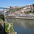 Cities Of Porto And Gaia In Portugal by Artur Bogacki