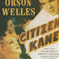 Citizen Kane - Orson Welles by Georgia Fowler