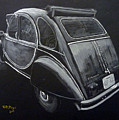 Citroen 2cv Charleston by Richard Le Page