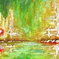 Citron Reflections by Kaata Mrachek