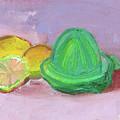 Citrus Squeezer by Janet Gunderson
