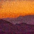 City - Arizona - Rolling Hills by Mike Savad