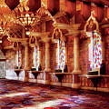 City - Vegas - Excalibur - In The Great Hall  by Mike Savad