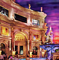 City - Vegas - Mirage - The Entrance by Mike Savad