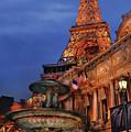 City - Vegas - Paris - Academie Nationale - Panorama by Mike Savad