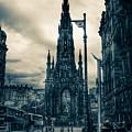 Edinburgh City by Amelle Eley
