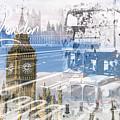 City Art Westminster Collage by Melanie Viola