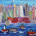 City City City by Mary Carol Williams