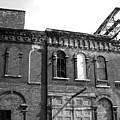City Decay 1 by Anita Burgermeister