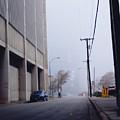 City Fog by Emily Miller