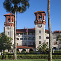 City Hall And Lightner Museum by Sally Weigand