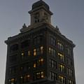 City Hall by David Lee Thompson