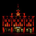 City Hall In Uppsala by Torbjorn Swenelius