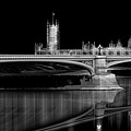 City Lights London by Joseph Tamassy