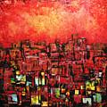 City Lights by Shadia Derbyshire