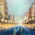 City Lights by Stan Kieler