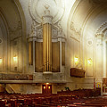 City - Naval Academy - The Chapel by Mike Savad
