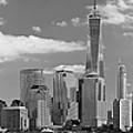 City - Ny - The Shades Of A City by Mike Savad