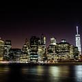 City Of Blinding Light by Andrea Gargantini