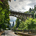 City Of Bridges by Joan Baker