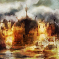 City Of Dreams by Stefano Popovski