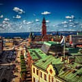City Of Helsingborg by Ramon Martinez