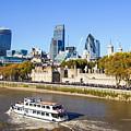 City Of London 12 by Marcin Rogozinski