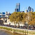 City Of London 14 by Marcin Rogozinski