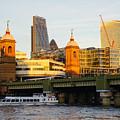 City Of London 5 by Marcin Rogozinski
