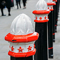 City Of London Bollard  by Alexandre Rotenberg