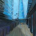 City Of London Street by Katherine Cobb