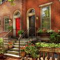 City - Pa Philadelphia - Pretty Philadelphia by Mike Savad