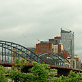 City - Pittsburgh Pa - The Grand City Of Pittsburg by Mike Savad