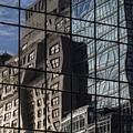 City Reflections by Robert Ullmann