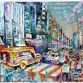 City Road by Arnildo Danga