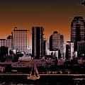 City Sailin 2 by Tim Allen