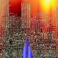 City Sailin by Tim Allen