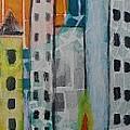 City Scape by Jennifer Whitworth