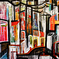 City Scene by Luke Barosky